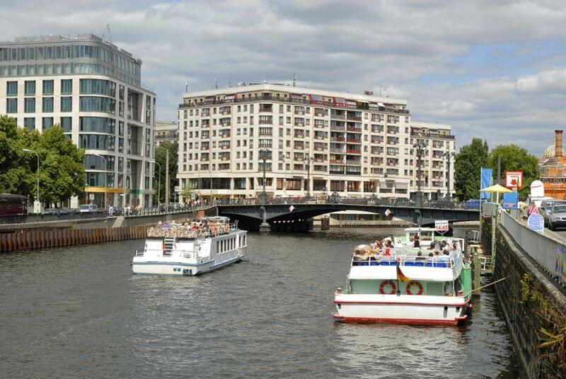 Stadtrundfahrt - 2 Tagesticket & Spreerundfahrt - Bild 4