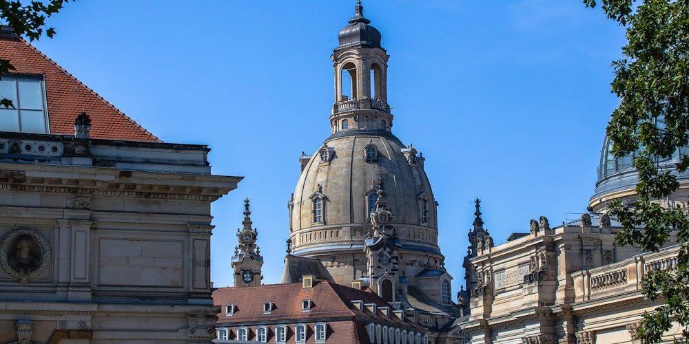 Führung durch die Frauenkirche (Spr. deutsch) - Bild 1