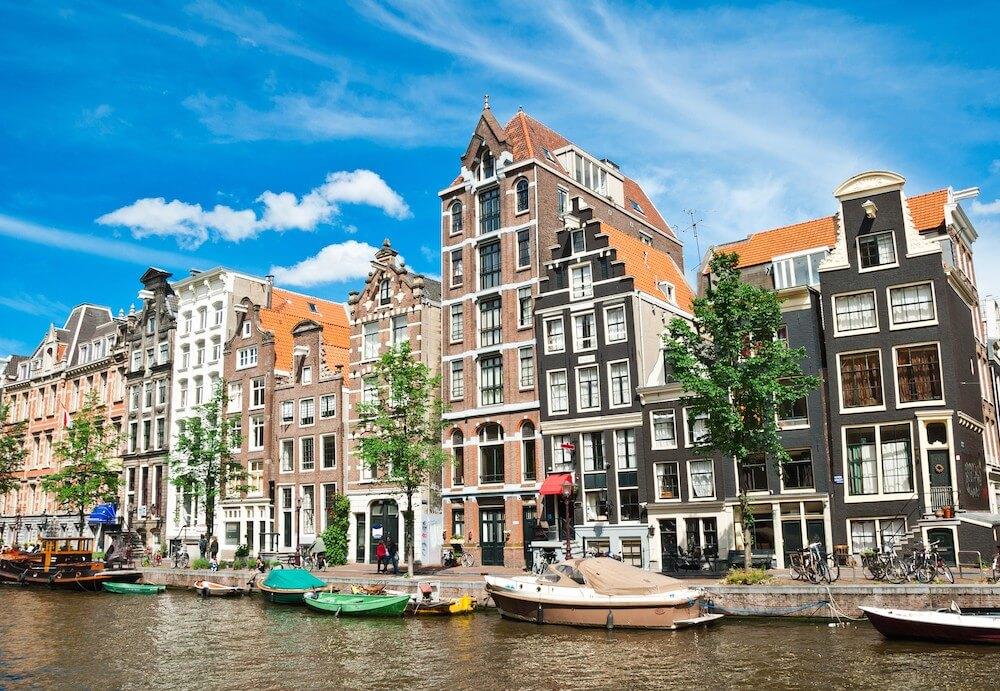 Historische Stadtführung durch Amsterdam - Bild 1