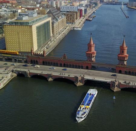 Grosse Spreerundfahrt - Brückenfahrt