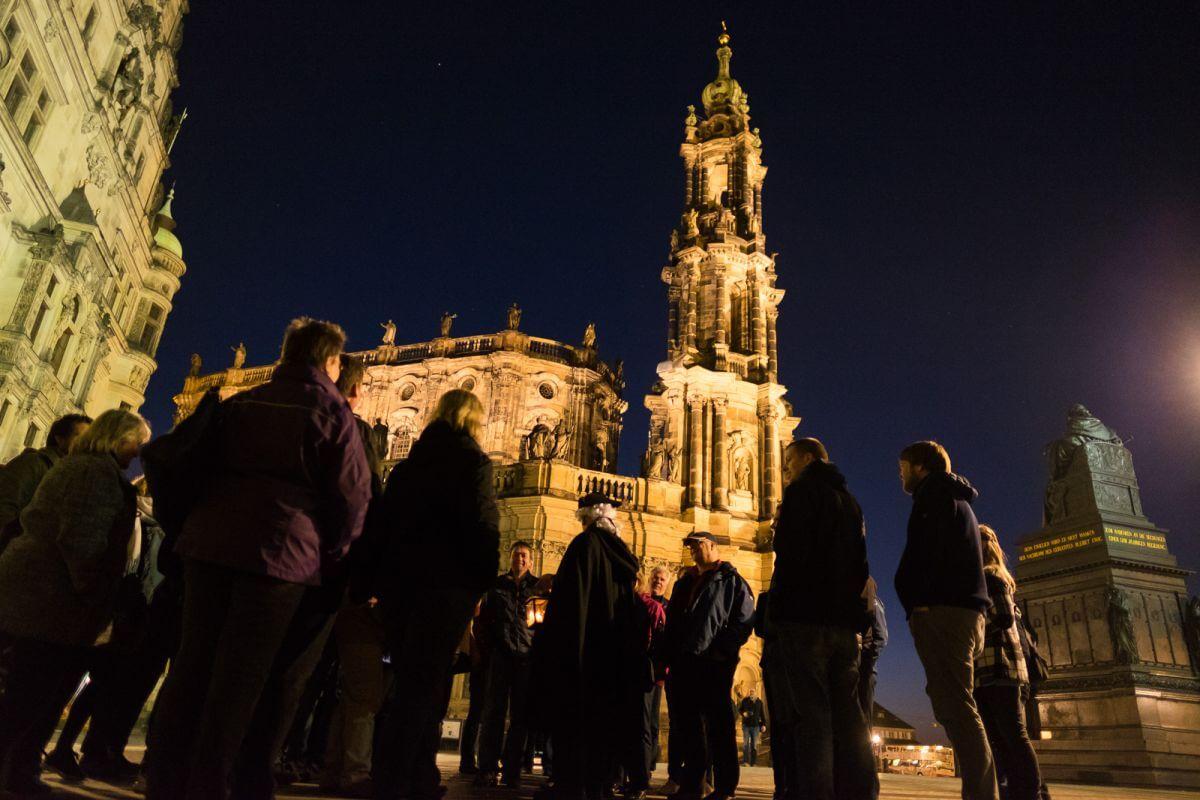 Dresdner Nachtwächterrundgang - Bild 2