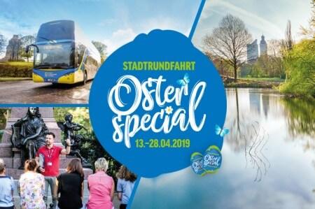 Stadtrundfahrt mit Osterspaziergang & Osterei
