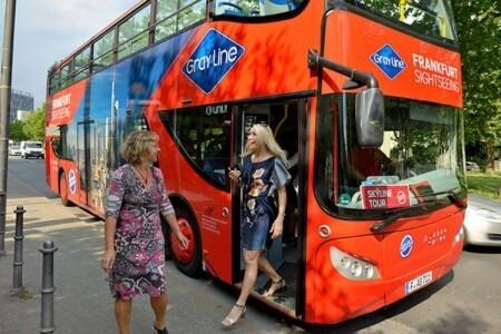 Express-Stadtrundfahrt - 13 Haltestellen