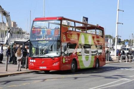 Große Stadtrundfahrt - Tagesticket