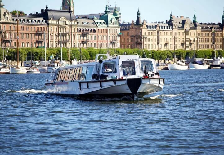 Hop On Hop Off Schifffahrt - 72 Std. - Bild 5