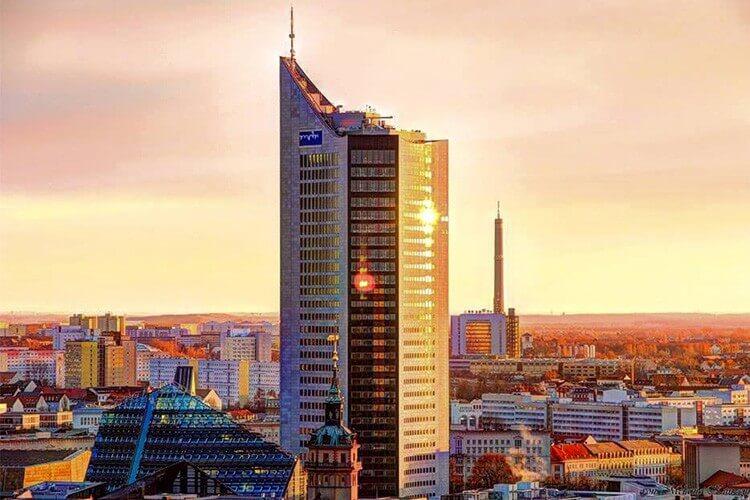 Eintritt Panorama Tower Aussichtsplattform - Bild 4