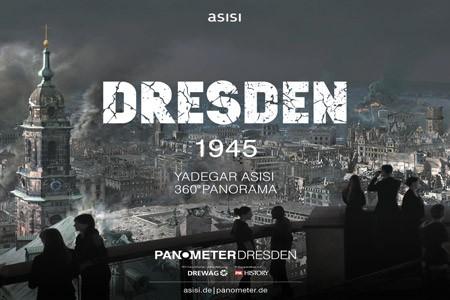 Panometer - Asisi Panorama: Dresden 1945