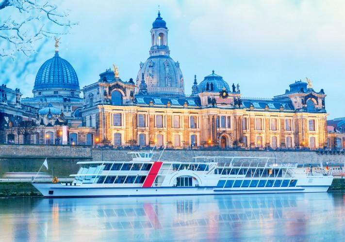 Winter-Entdeckertour - Schiff + 2 Tage Große Stadtrundfahrt im Doppeldecker - Bild 5