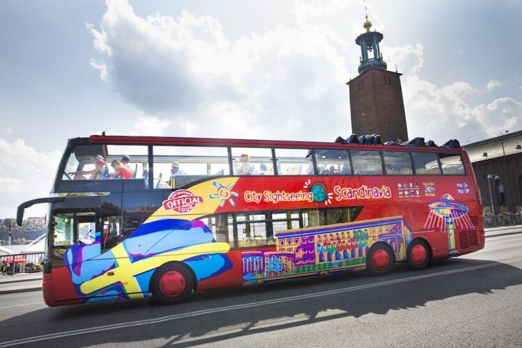 Große Stadtrundfahrt + Schifffahrt - 72 Std. - Bild 1
