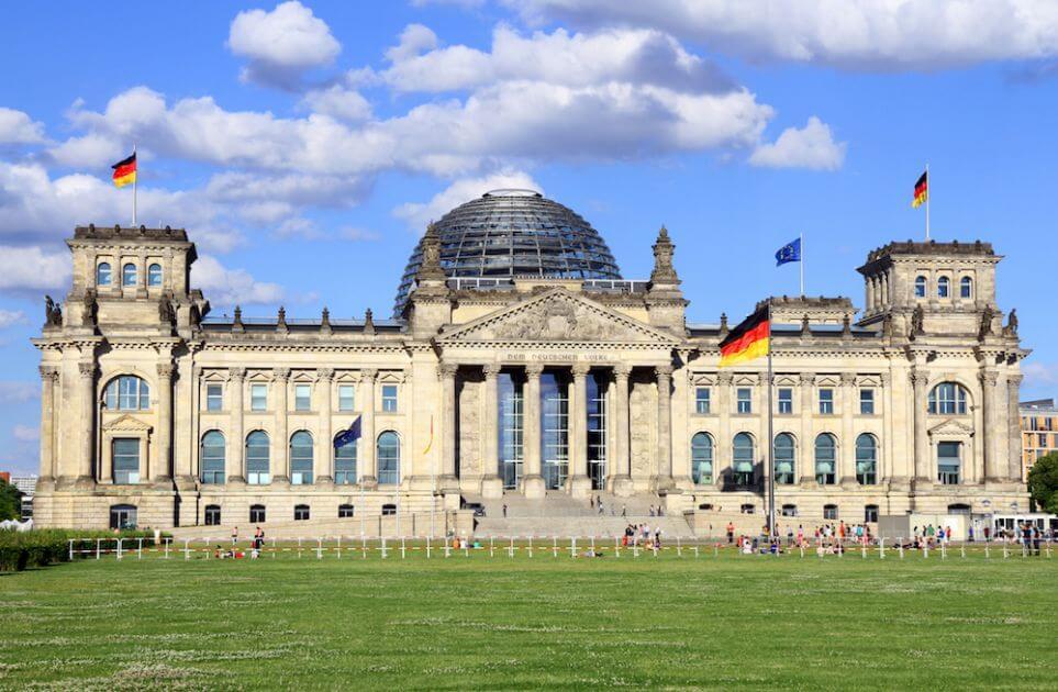 Reichstag Besichtigung ohne Anstehen - Tickets für ...  Reichstag Besic...