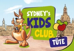 Sydneys Kids-Club-Tüte