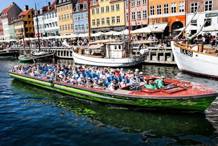 Große Stadtrundfahrt + Schifffahrt - Bild 1