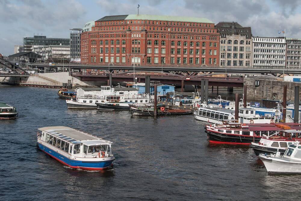 Hafenrundfahrt & Große Stadtrundfahrt - Bild 2