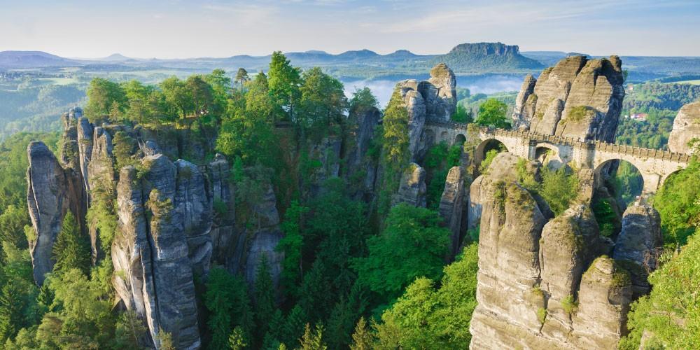 Tagesausflug Sächsische Schweiz & Königstein - Bild 1