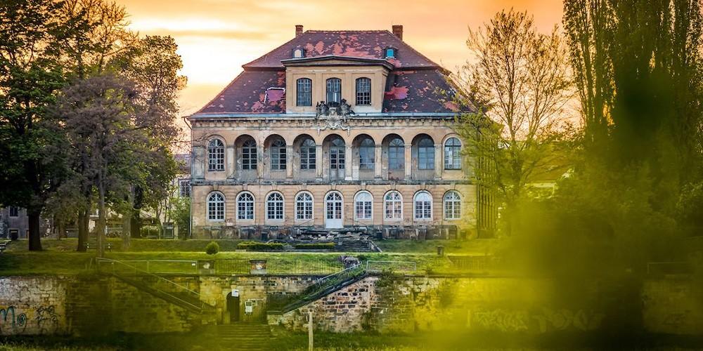 Sommertheater am Schloss Übigau: Landeier - Bild 4