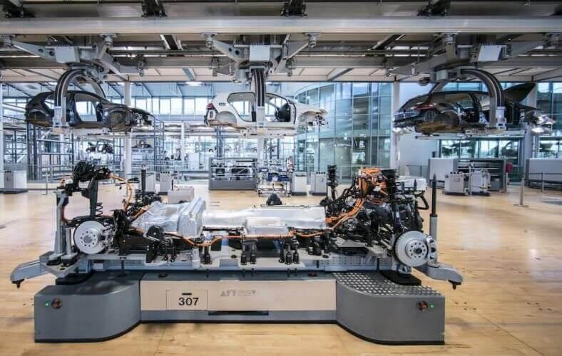 Führung Gläserne Manufaktur VW - Bild 3