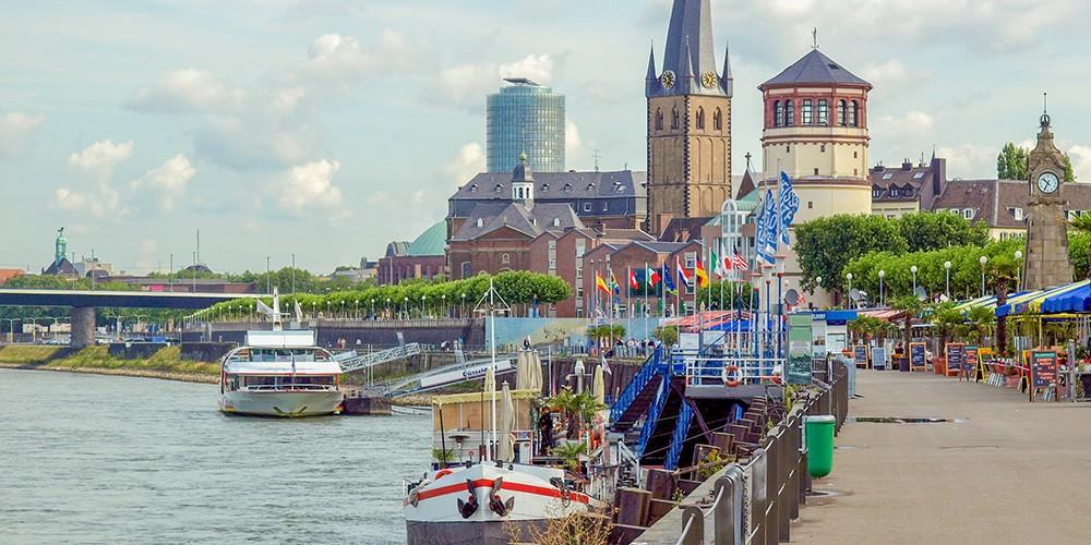 Panoramarundfahrt auf dem Rhein - Bild 4