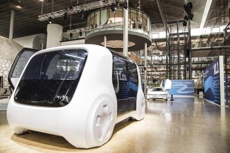 Führung Gläserne Manufaktur VW - Bild 2
