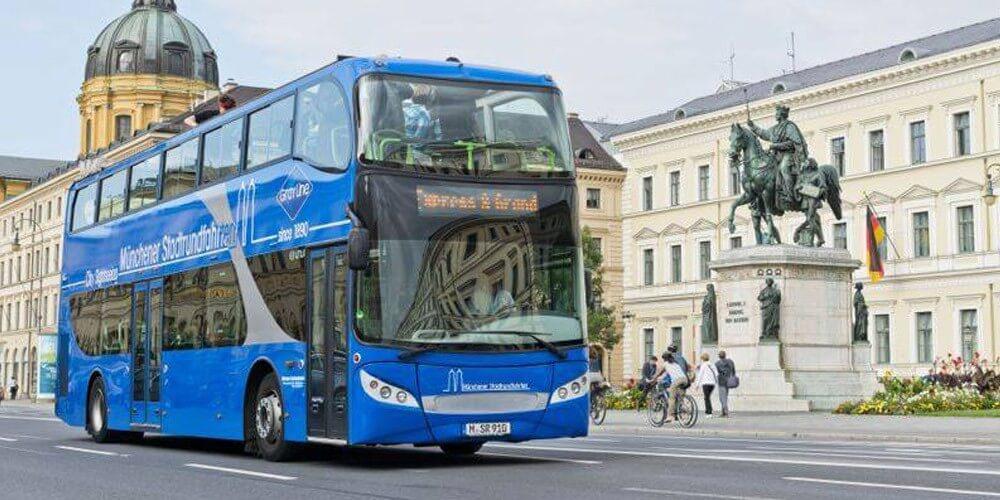 Grosse Stadtrundfahrt - alle Highlights für 24 Std. - Bild 4