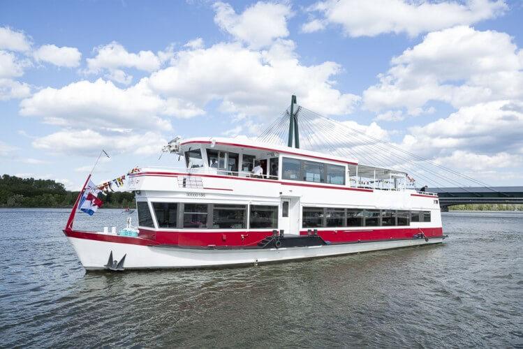 Stadtrundfahrt + Donauschifffahrt - 72 Std. Ticket - Bild 1