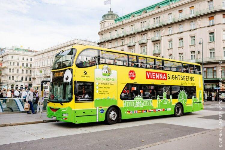 Stadtrundfahrt + Donauschifffahrt - 24 Std. Ticket - Bild 4