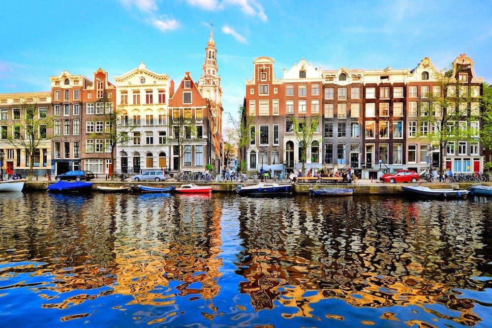 Grachtenfahrt - Amsterdam Zentrum - Bild 2