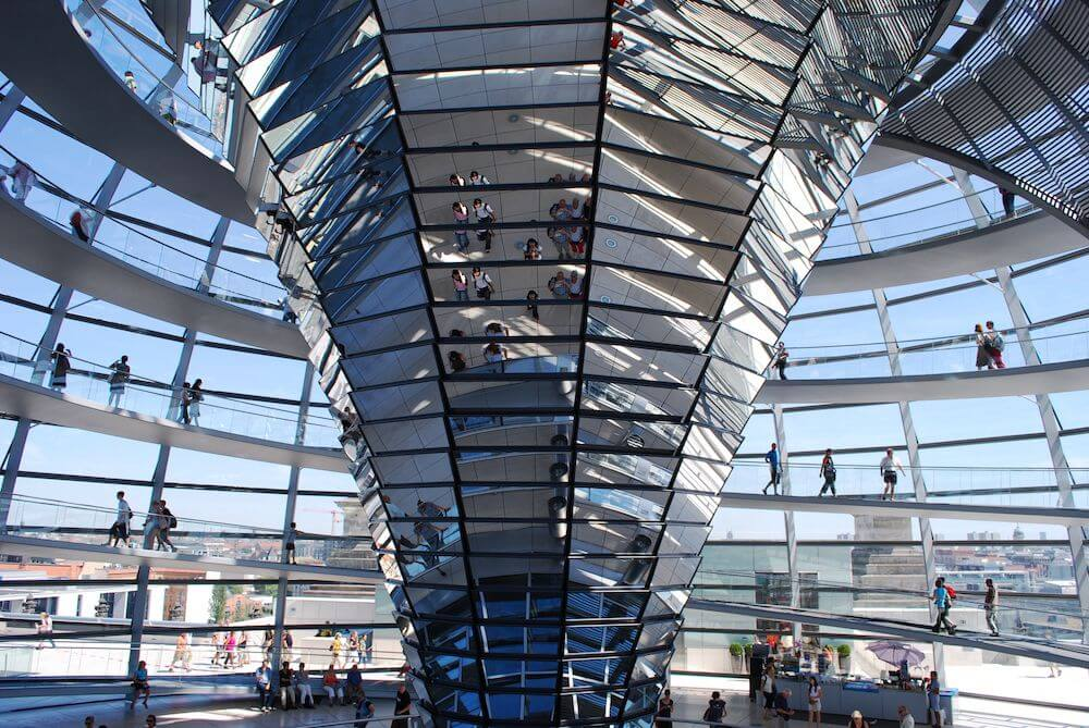 Führung Reichstag Glaskuppel & Parlamentsviertel - Bild 2