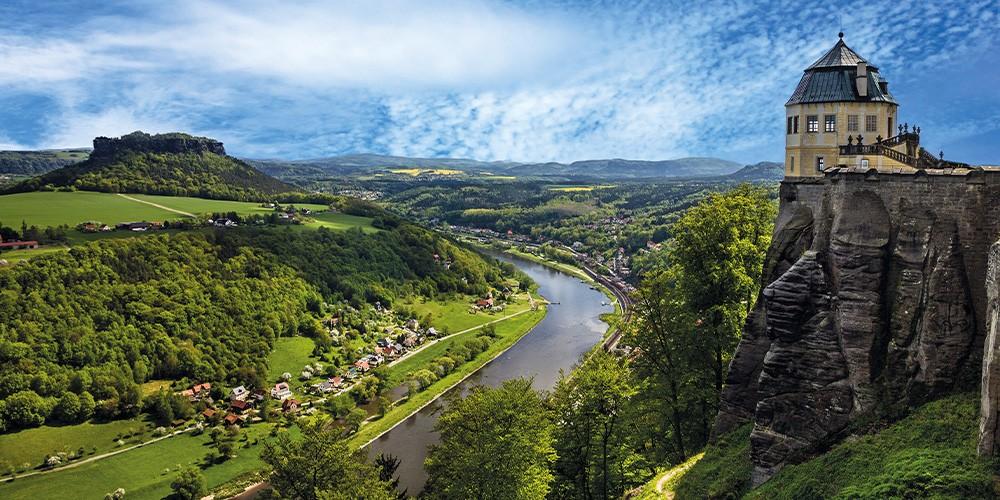 Sächsische Schweiz - Von Dresden per Raddampfer durch den Nationalpark! - Bild 3