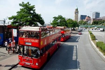 Grosse Stadtrundfahrt 28 Haltestellen