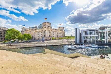 Spreerundfahrt - Berlin Zentrum