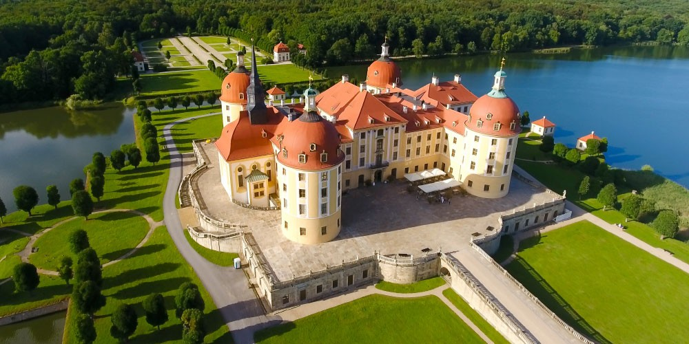 Ausflug Schloss Moritzburg - Bild 2