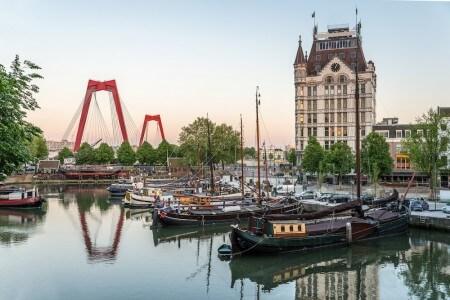 Große Holland Tour - Rotterdam, Delft & Den Haag