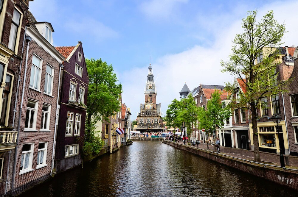 Ausflug Käsemarkt Alkmaar & Besichtigung Windmühlen - Bild 2