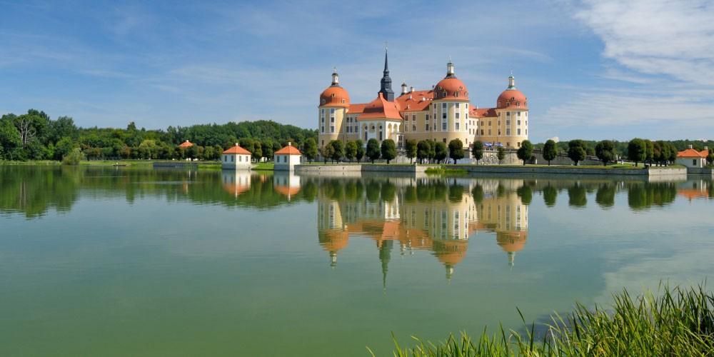 Ausflug Schloss Moritzburg - Bild 1