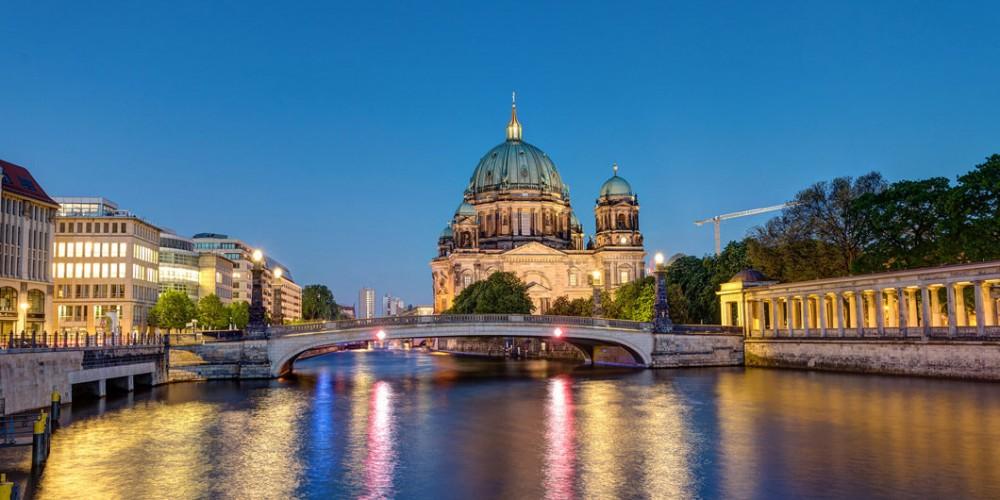Abendfahrt durch Berlin - Bild 2