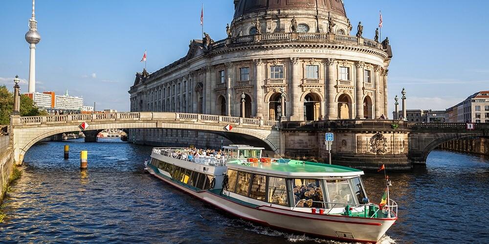 Stadtrundfahrt - Tagesticket & Spreerundfahrt - Bild 4