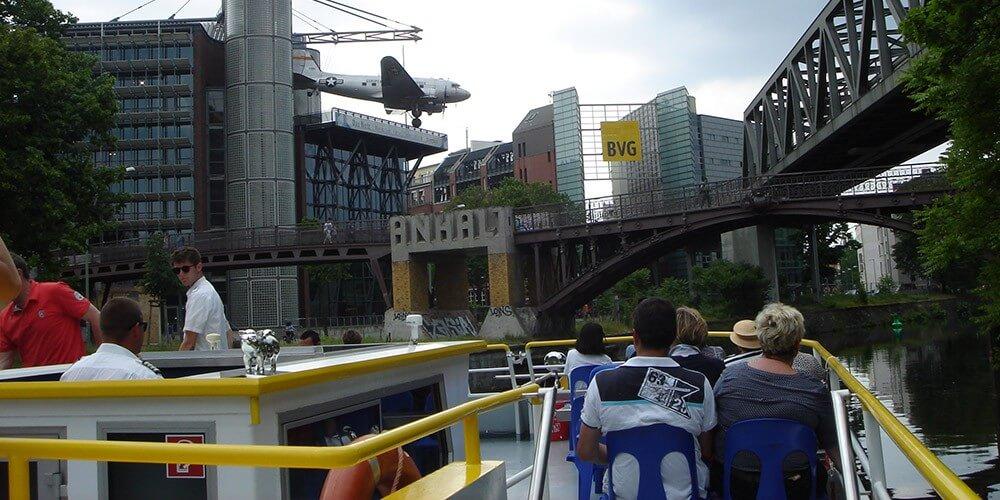 Große Spreerundfahrt - Brückenfahrt - Bild 1