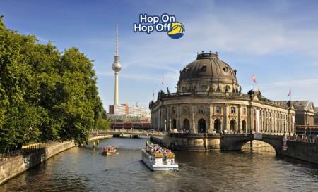 Hop-On Hop-Off Spreerundfahrt 24 Std.