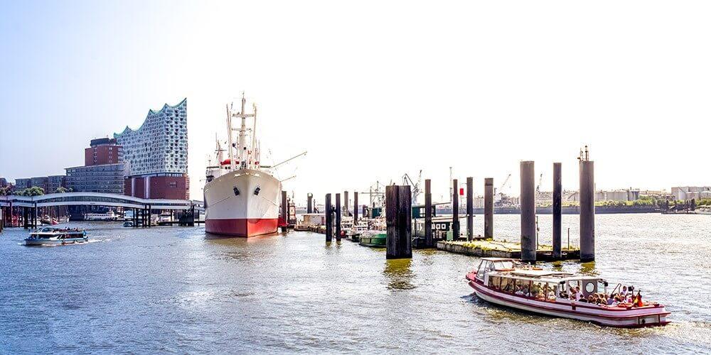 Grosse Hafenrundfahrt - Bild 5