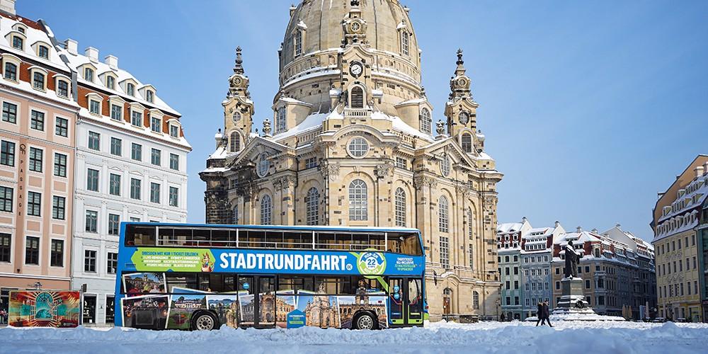 Winter-Entdeckertour - Schiff + 2 Tage Große Stadtrundfahrt im Doppeldecker - Bild 3