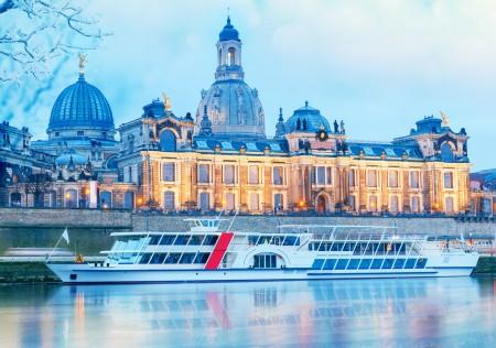 Winter-Entdeckertour - Schiff + 2 Tage Große Stadtrundfahrt im Doppeldecker