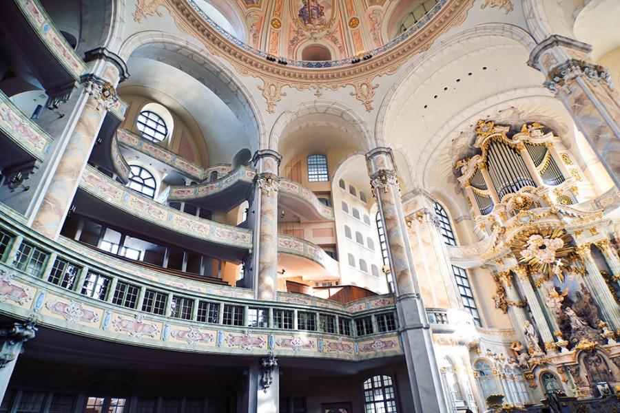 Kuppelaufstieg Frauenkirche - Bild 5