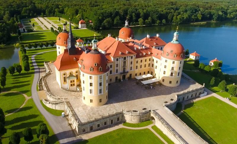 Ausflug Schloss Moritzburg