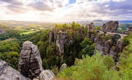 Sommerausflug Sächsische Schweiz