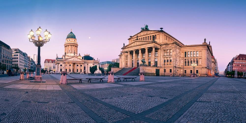 Abendfahrt durch Berlin - Bild 1