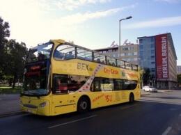 Stadtrundfahrt 18 Haltestellen - Tagesticket