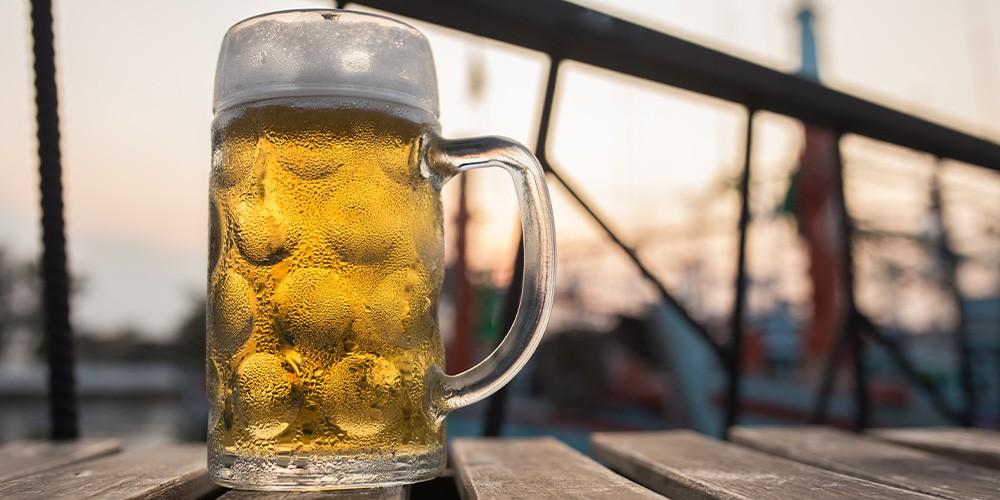 Wasser und Bier - Motorbootfahrt mit Bierverkostung - Bild 1