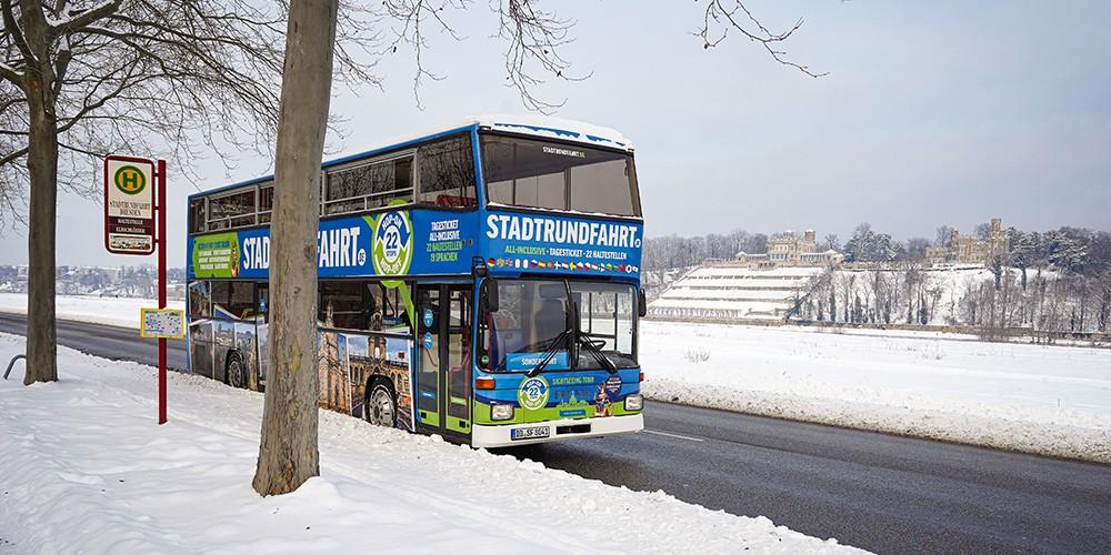 Winter-Entdeckertour - Schiff + 2 Tage Große Stadtrundfahrt im Doppeldecker - Bild 2