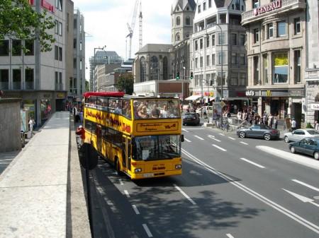 Stadtrundfahrt Citytour