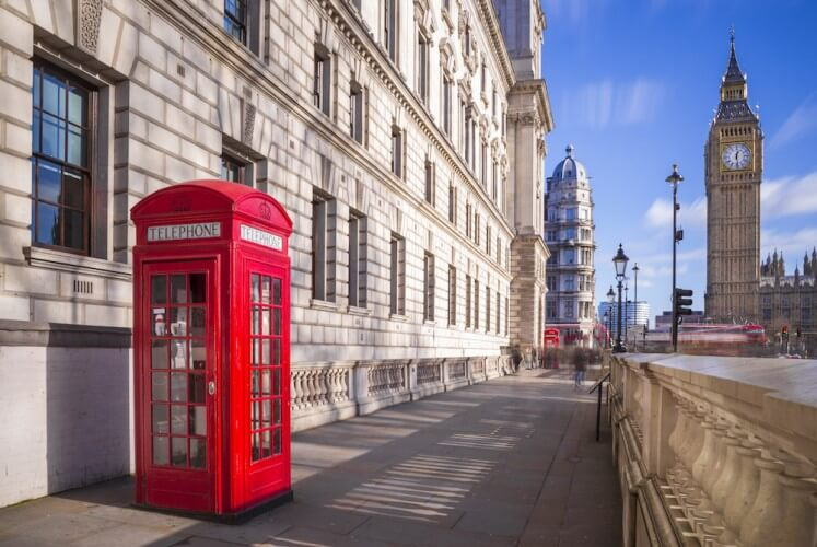 Stadtführung London - Bild 1